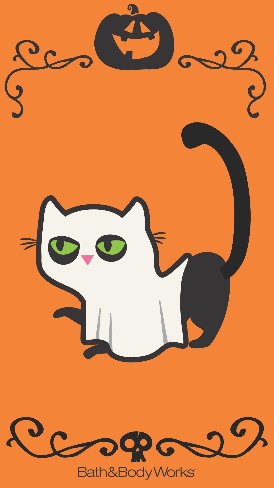1080x1920 pin on hella phone wallpapers. Black Cat Iphone Wallpaper 100 Iphone In 2020 Kawaii Background Halloween Cat Cat Wallpaper