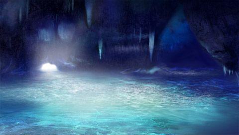 洞窟 イラスト Google 検索 地底湖 洞窟 湖 イラスト