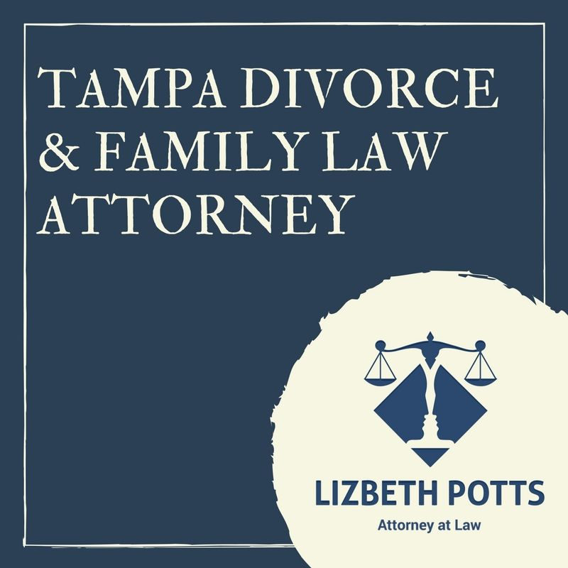 Meet Tampa Family Law Attorney, Lizbeth Potts and get best