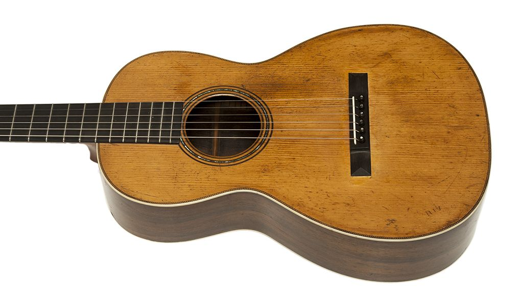 1860 S Martin 1 28 Acoustic Guitar For Sale Guitar Guitars For Sale