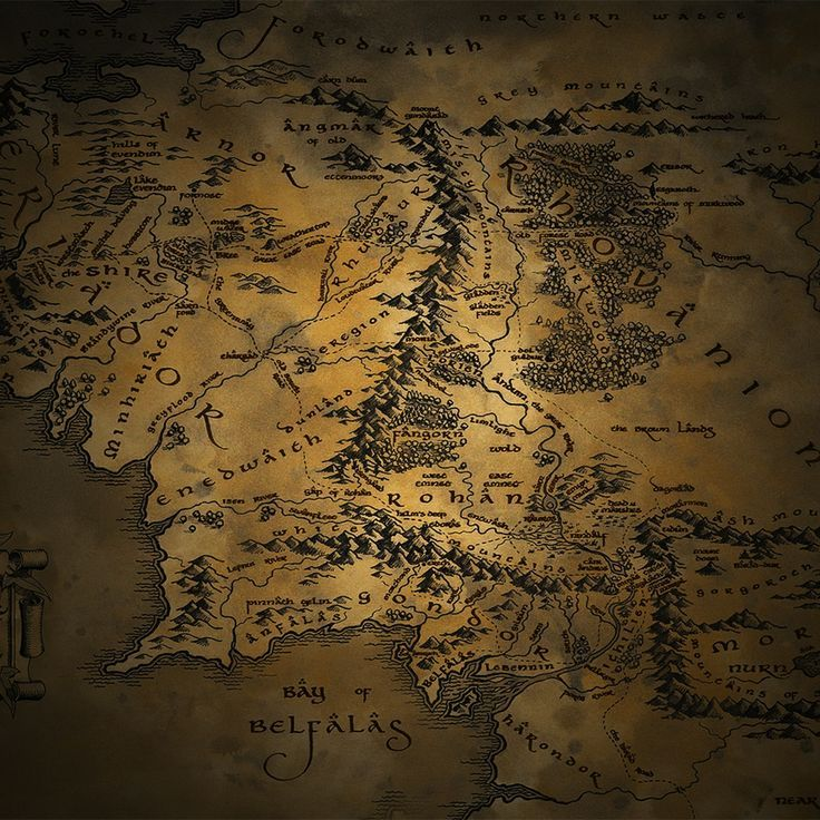 Hd Wallpapers Middle Earth Map Wallpaper Middle Earth Map Middle Earth Background Images Hd