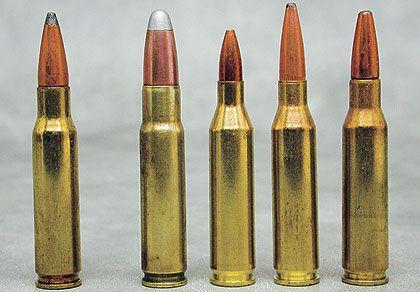 308,  358, 243, 260, 7mm-08   hunting   Reloading ammo