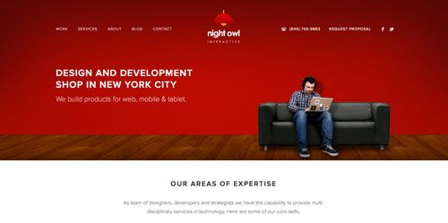 Best Of Gallery The Color Red In Design Web Design Web Design Inspiration Design