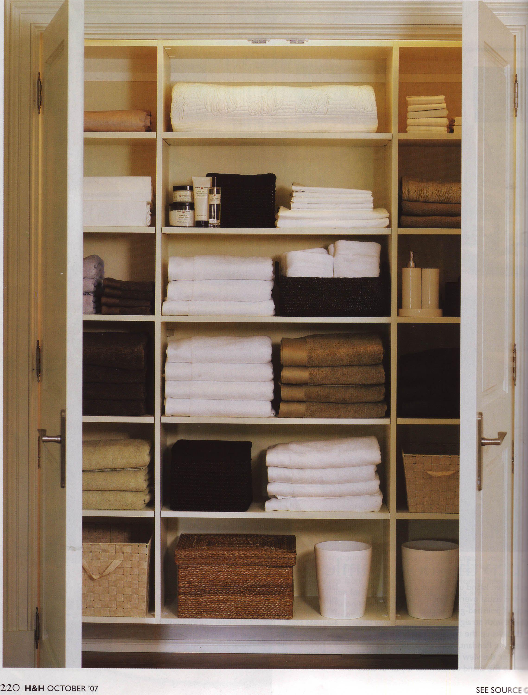 Fantastic double door enclosed closet design ideas for new