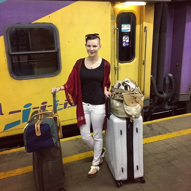 Everything You Need To Know about riding the train in South Africa
