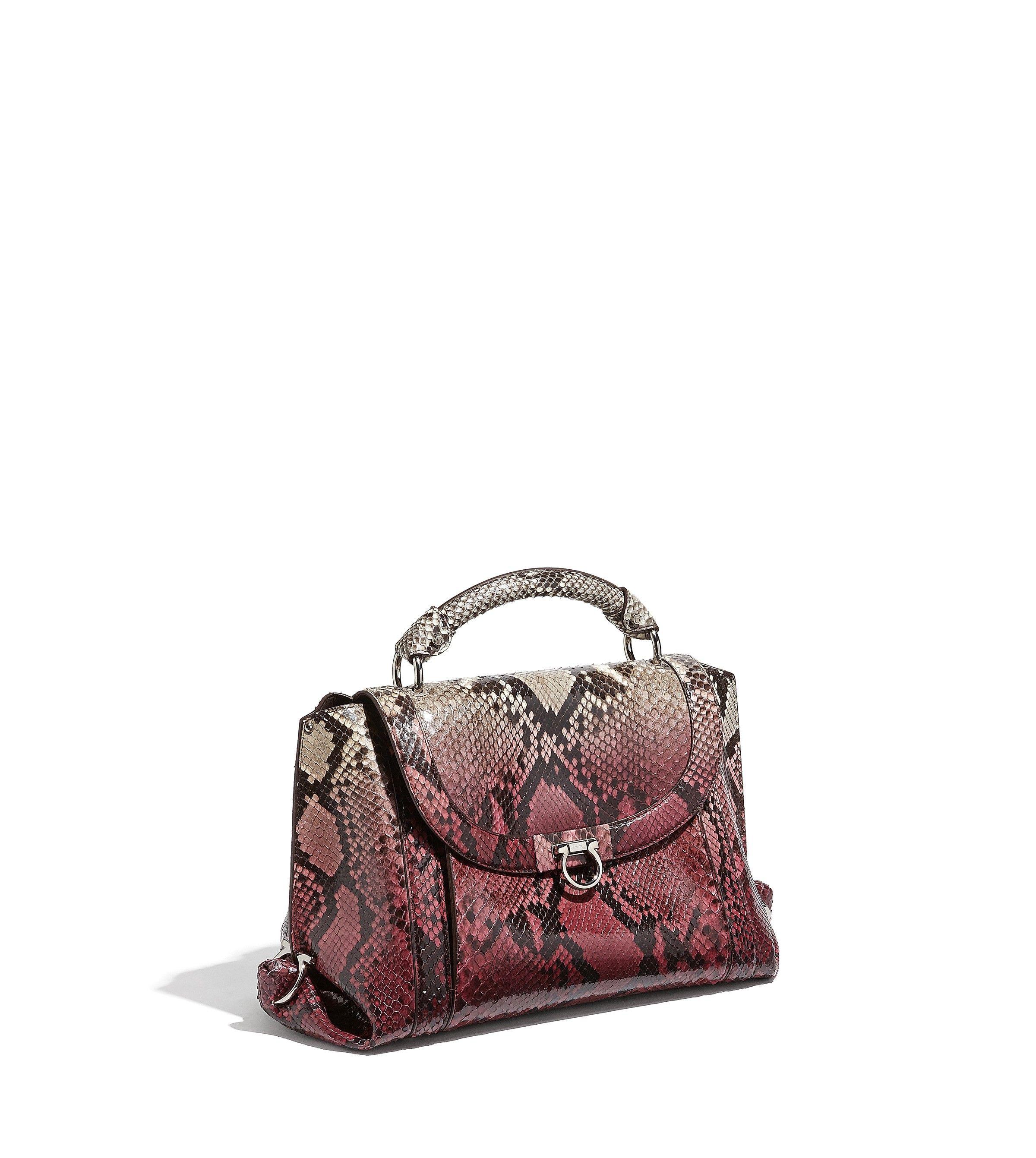 e5295127f5bd SALVATORE FERRAGAMO Large Soft Sofia Top Handle Bag.  salvatoreferragamo   bags  hand bags