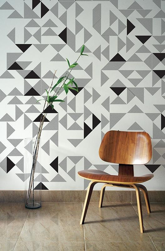Goldsmiths Embroidered Wallpaper - Custhom - Designers