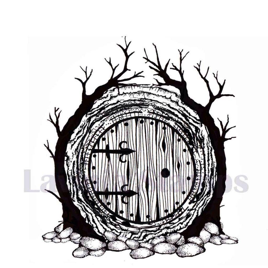 For hobbit door drawing | Alicia | Pinterest | Tierra media, Señor y ...