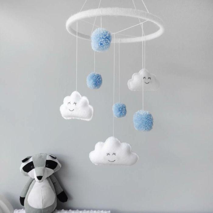 1001 Ideen Fur Mobile Basteln 18 Ideen Furs Babys Erste Spielzeug