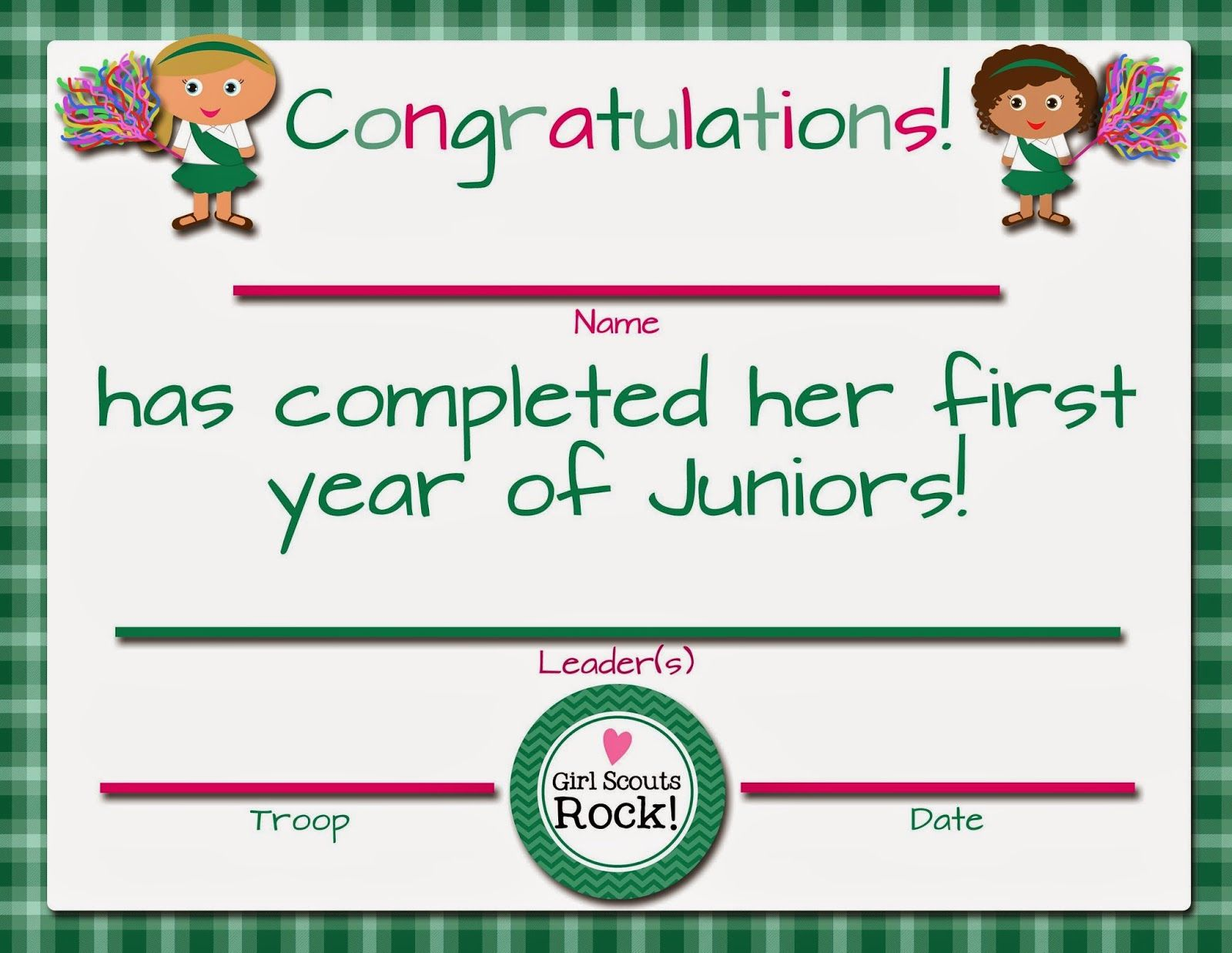 girl scout juniors clip art   google search girl scout