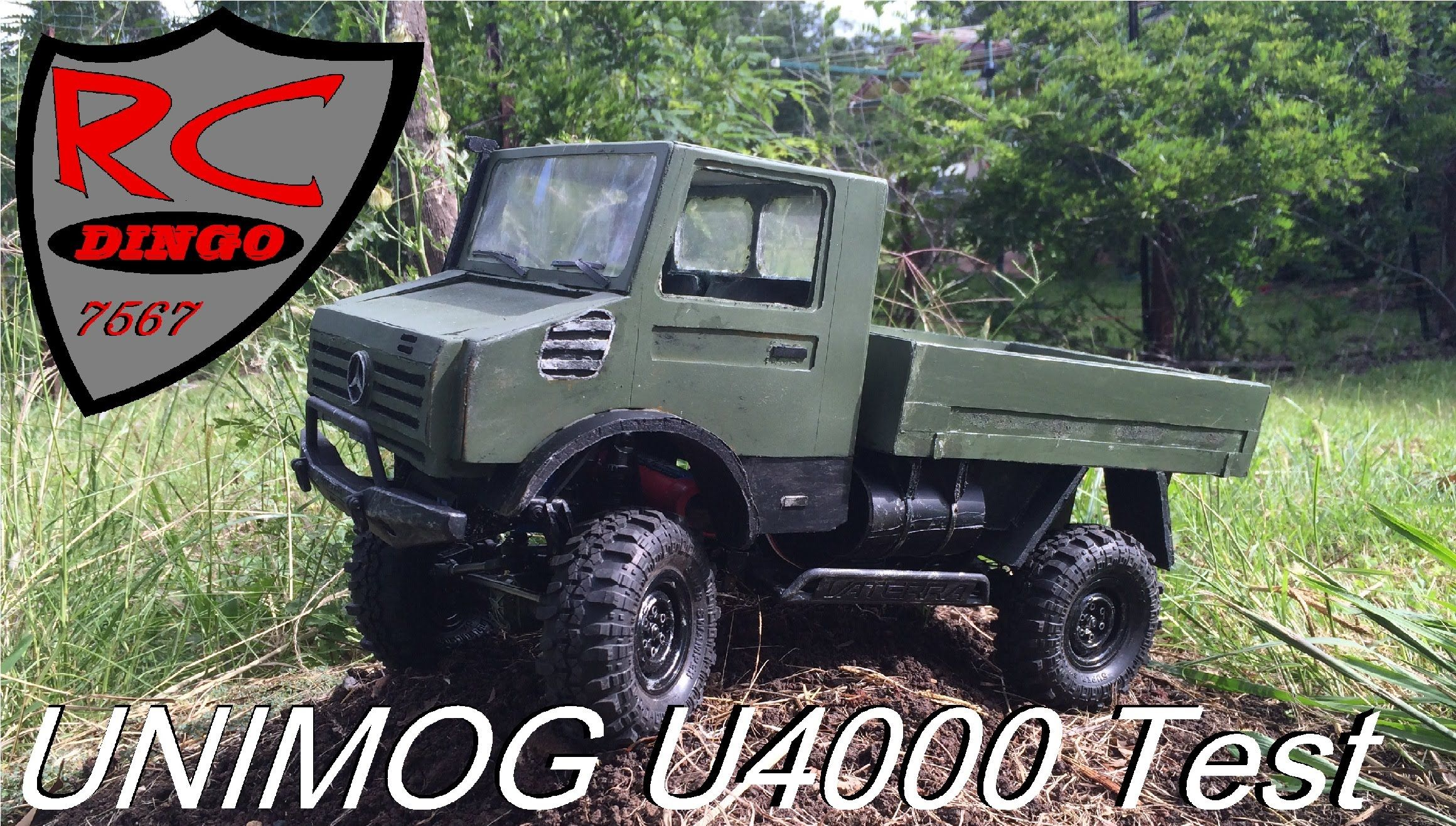 how to drive a unimog