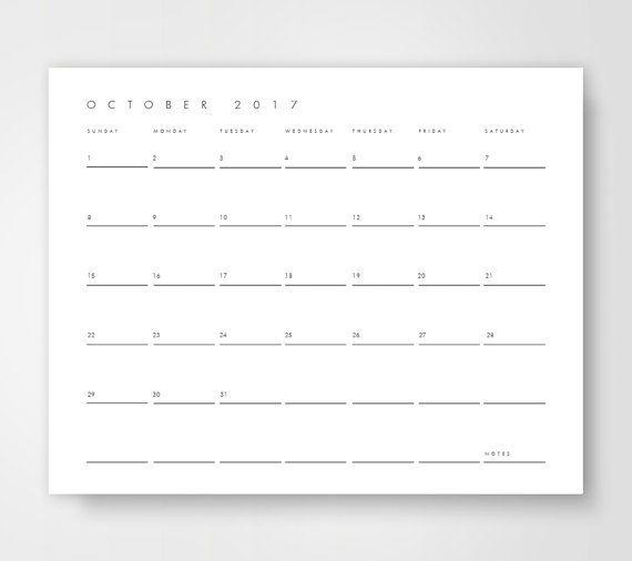 Weekly Planner Business Planner Printable Planner Week Calendar