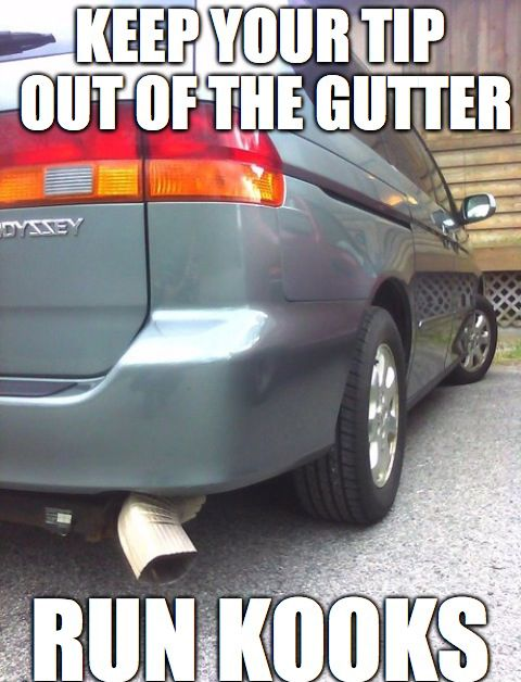 Get your mind and your tip out of the gutter. | Car Memes ...