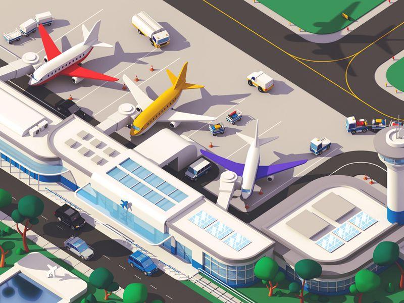 2020 的 Lyft Airport 主题