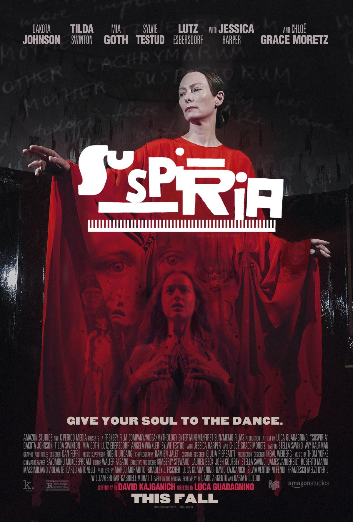 Suspiria 2018 1200 X 1776 Movieposterporn In 2019 Movies