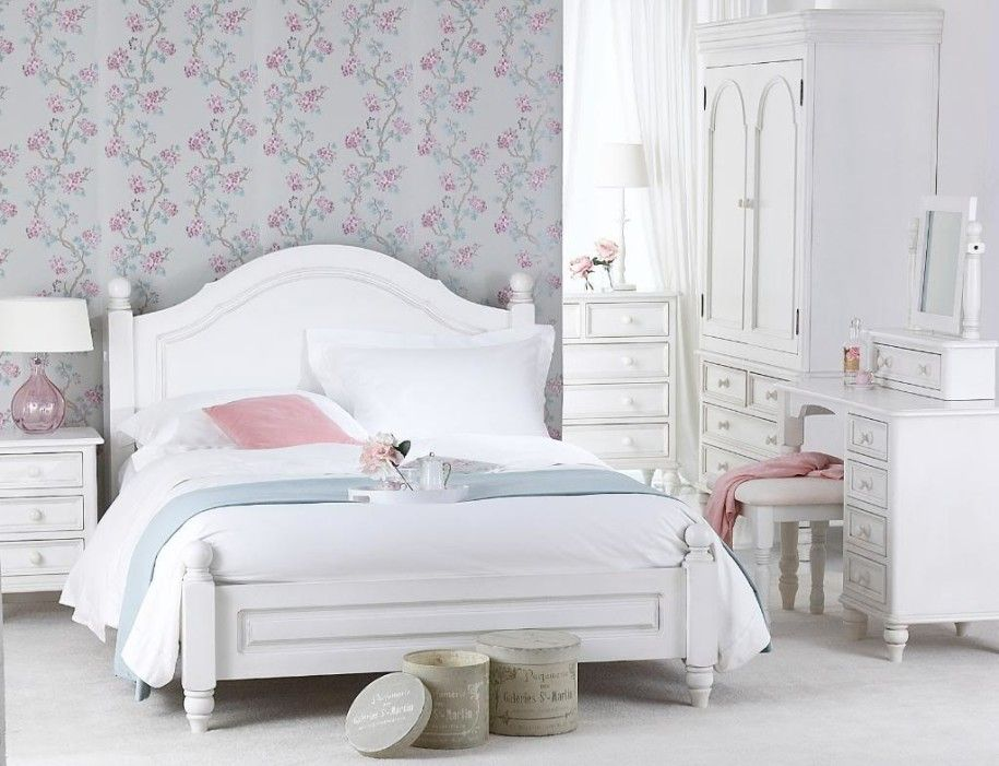 shabby chic bedroom - Google Search | Harmonious Home | Pinterest ...