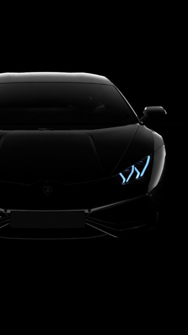 Lamborghini Huracan Iphone 5 Wallpaper 640x1136 Random