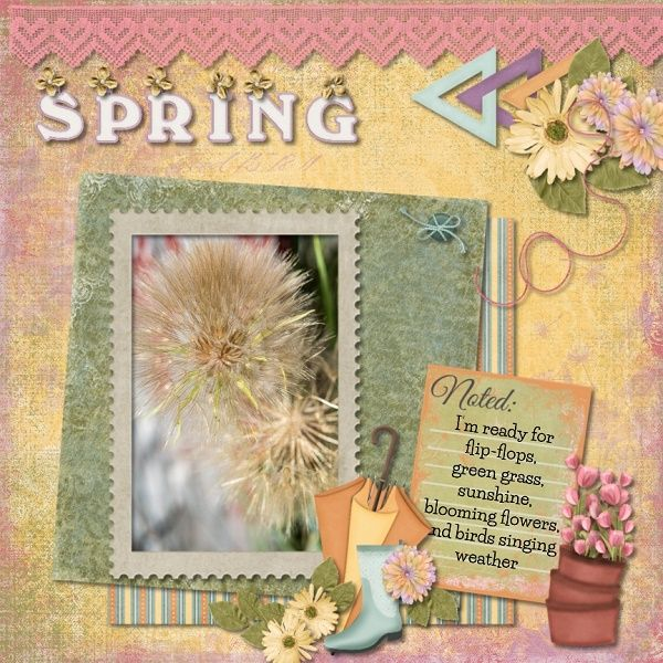 Laura's newest mega bundle is 30% off now at Pickleberry Pop. All you need for your spring layouts in one wonderful collection! Glorious Spring from Designs by Laura Burger.  https://www.pickleberrypop.com/shop/product.php?productid=50438&page=1