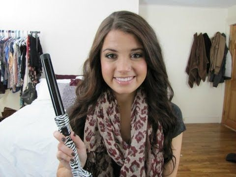 Review/Tutorial-NuMe Curling Wand