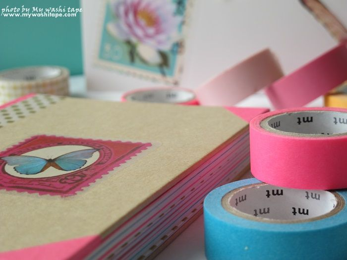 My Washi Tape: DIY