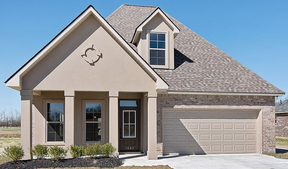 Th Leblanc Plan In Gonzales Trace Subdivision