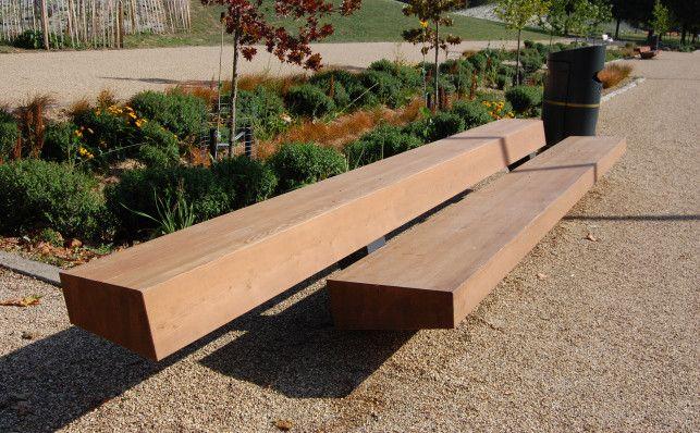 modern park bench Google Search