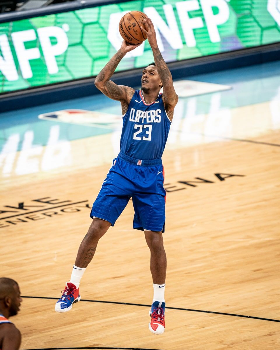 Gallery Clippers Vs Thunder 12 22 19 Los Angeles Clippers Los Angeles Clippers Lou Williams Los Angeles