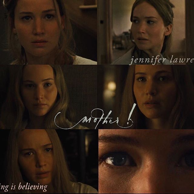 Jennifer Lawrence In Mother Jennifer Lawrence Celebrities Female I Movie