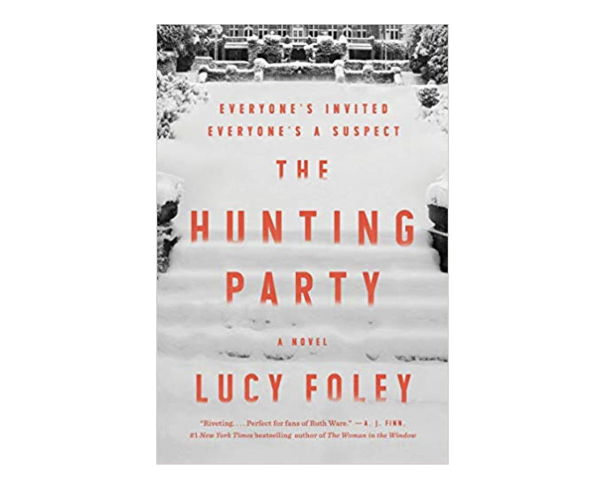21++ The invitation book lucy foley information