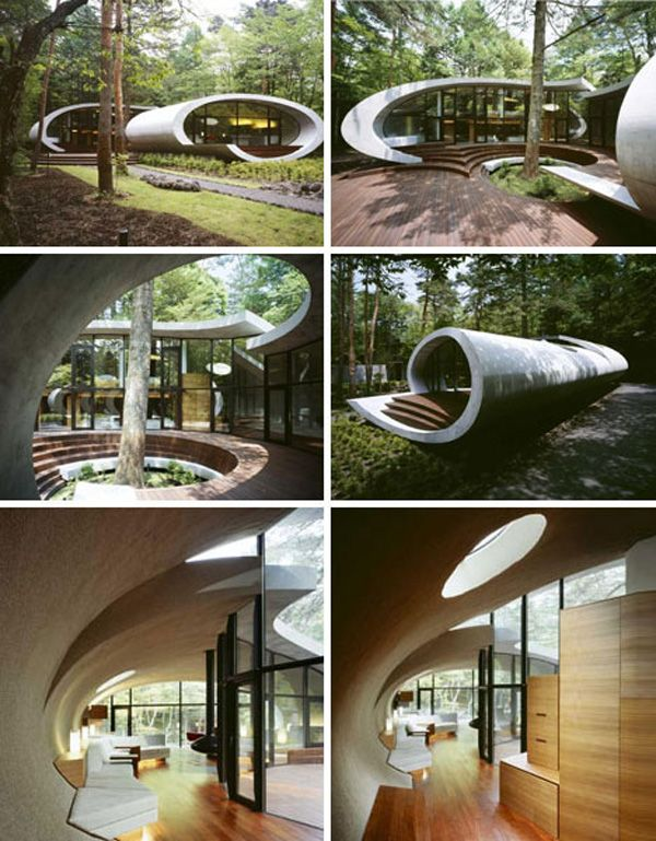 a home design dream house designs 10 uncanny ultramodern homes architecture building design inspiration #architecture