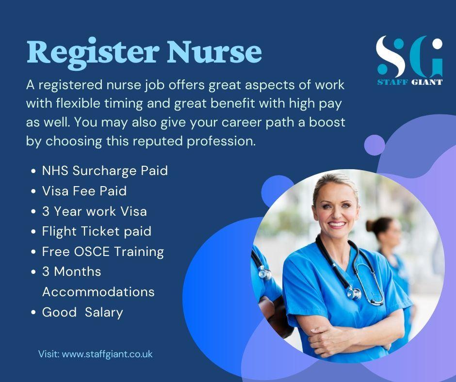 Registered nurse job offers in 2020 Registered nurse