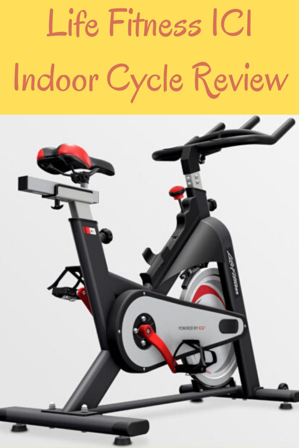 Life Fitness Ic1 Indoor Cycle Review Biking Workout Fit Life Fitness