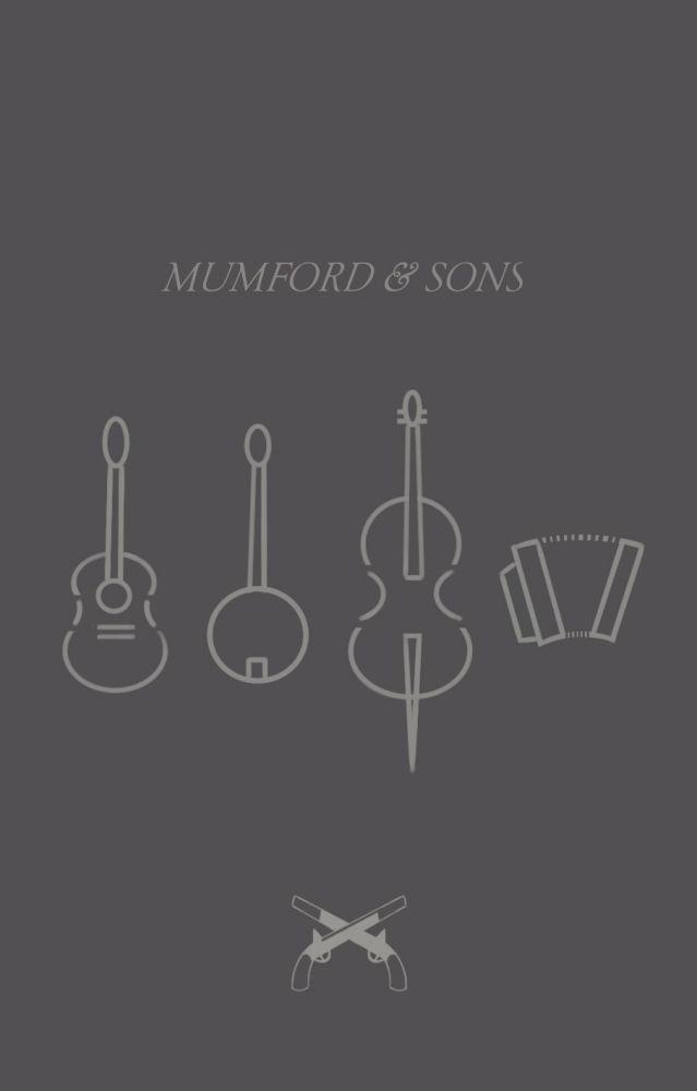 Minimalist Mumford Sons Mumford Sons Son S Quotes Mumford Mumford and sons iphone wallpaper