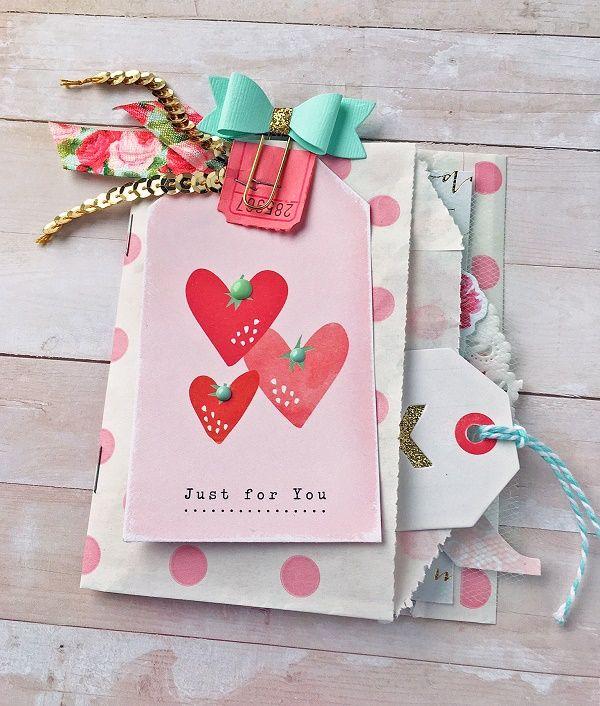 Valentine S Day Gift Card Holder By Sarahbargo For