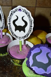 Maleficent Party – With wings on! – Water Walker Events – Design – Planning