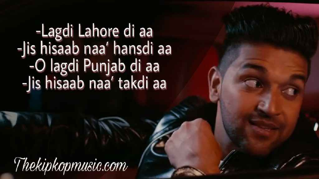 LAHORE - Guru Radhawa MP3 Song Listen Online With Lyrics Quotes ...
