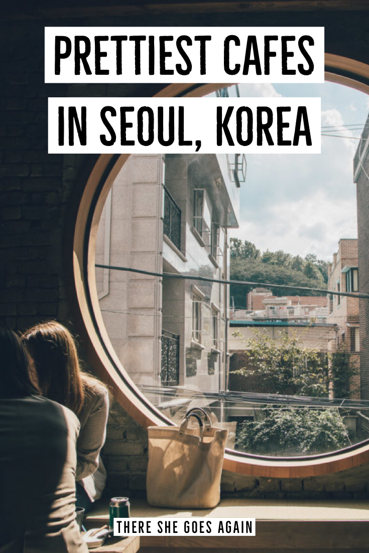 A guide to the trendiest, cutest cafes in Seoul, Korea | Instagram korea, instagrammable seoul, Seoul cafes, Seoul restaurants