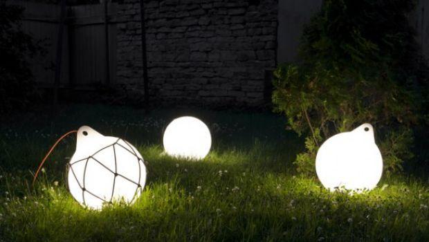 Luminaire buoy boe luminose per illuminare giardini lamps