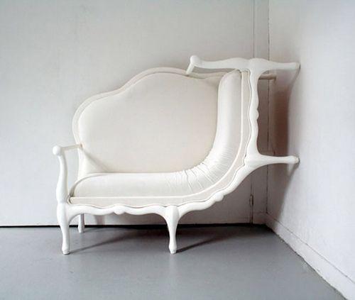 Tim Burton Furniture | Alice In Wonderland Interiors