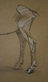 by Stephen Haws Art Stuff: Goat Leg Anatomy | Love Goats ...
