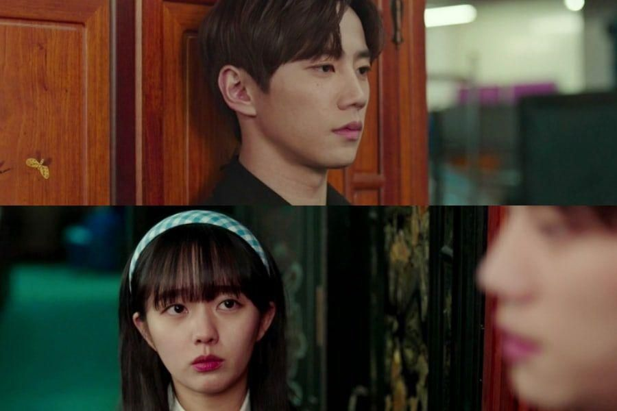 """Jung Ji So Is Taken By Surprise By Lee Jun Young's Mood In """"Imitation"""""""