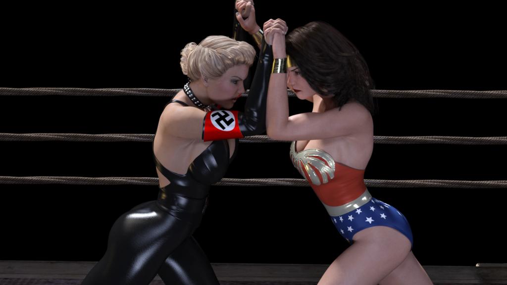 Wonder woman fucking wrestling, kawasaki nude