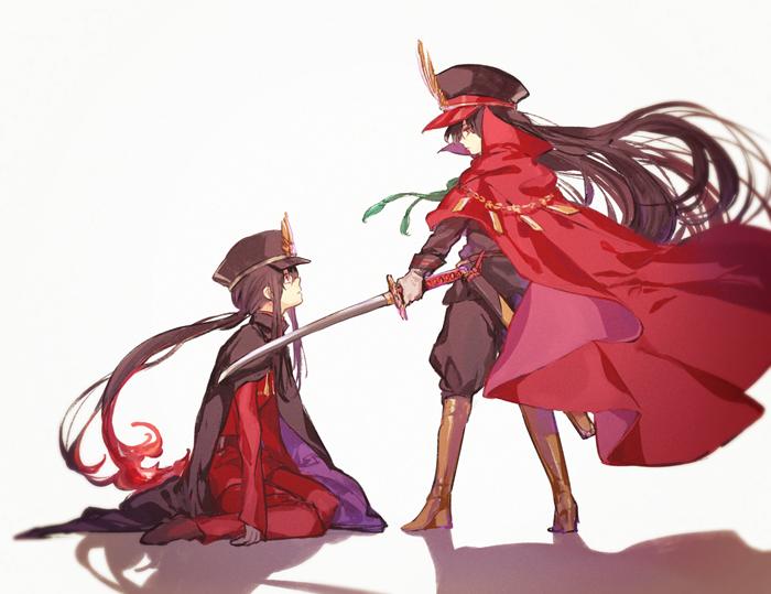 Oda Nobunaga / Oda Nobukatsu【Fate/Grand Order】 Anime