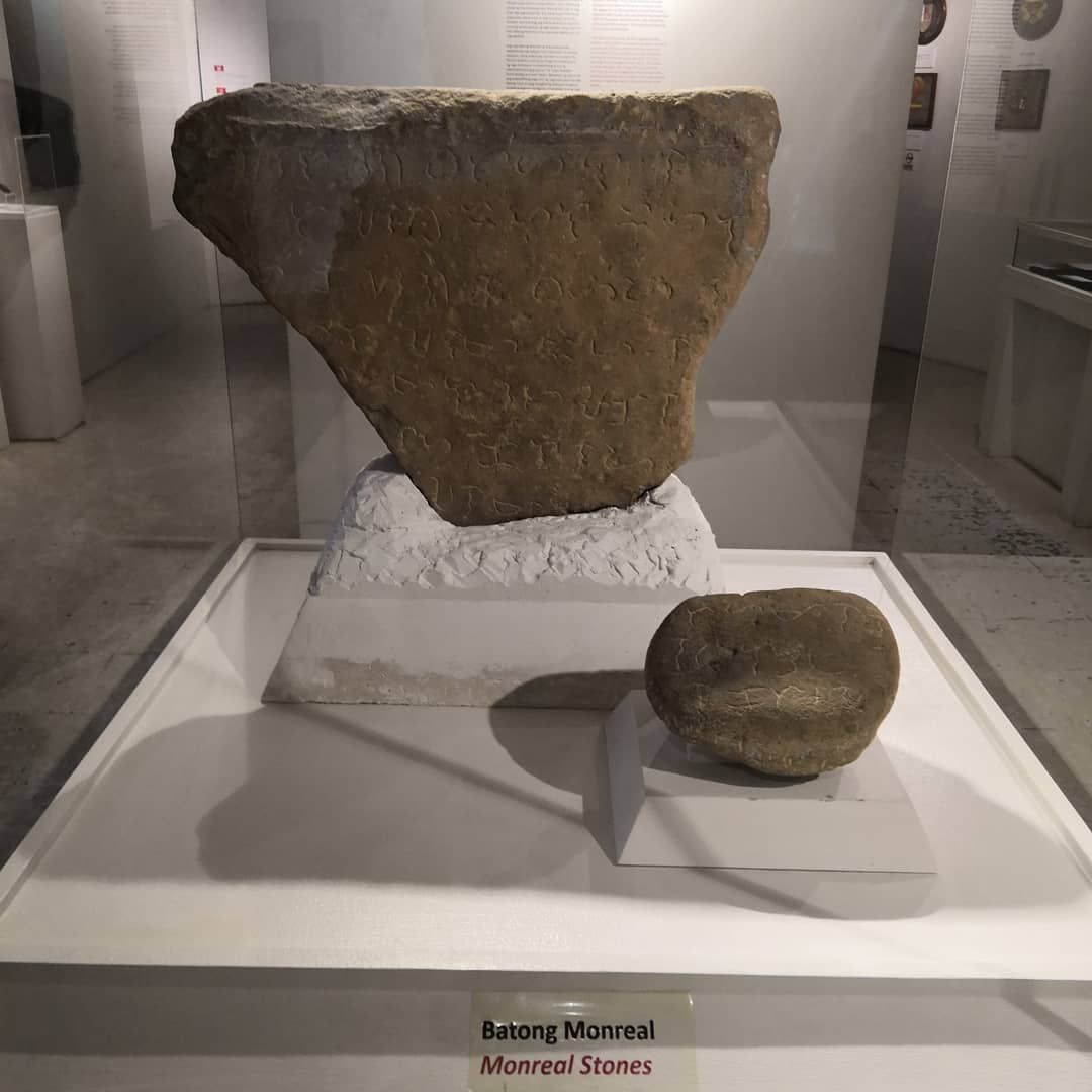 Monreal Stones  Discovered by: Virgie Almodal Present location: National Museum of Anthropology Disc... - #almodal #discovered #location #monreal #present #stones #virgie - #NationalTrustMuseum