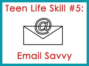 email Teen help