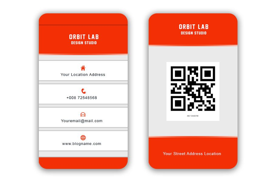 Mobile Business Card Template Psd Free Business Card Templates Business Card Template Business Card Templates Download