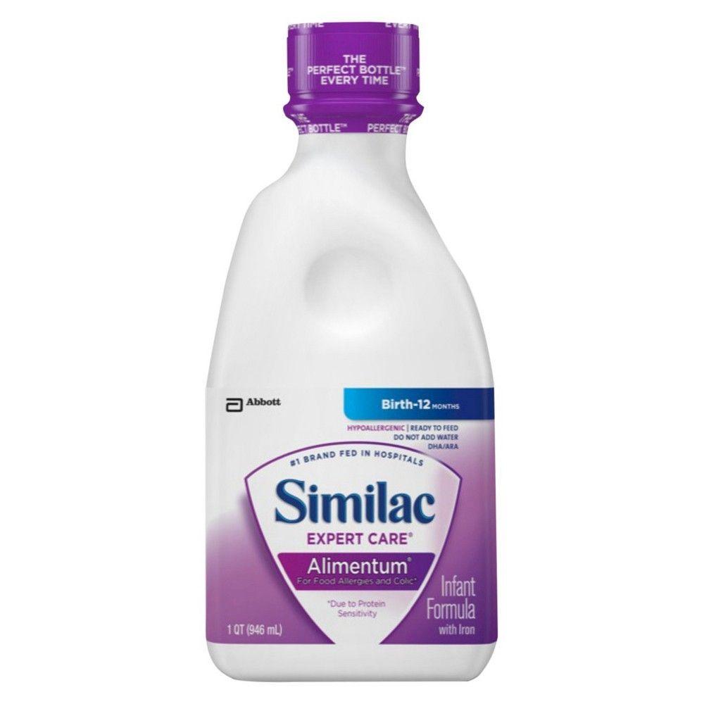 Similac Expert Care Alimentum Ready To Feed Infant Formula 32 Fl