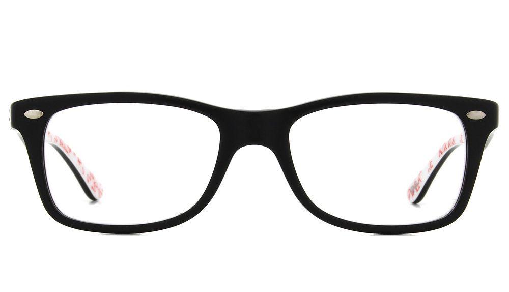 Ray-Ban RX5228 Eyeglasses at Glasses.com | Free Lenses | glasses ...