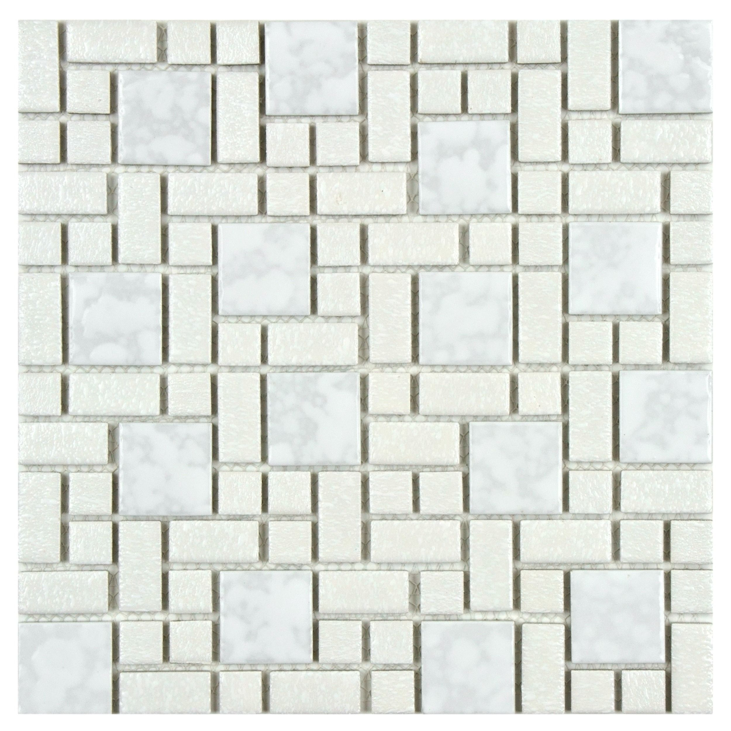 Overstock Com Online Shopping Bedding Furniture Electronics Jewelry Clothing More Mosaic Flooring Porcelain Mosaic Porcelain Mosaic Tile
