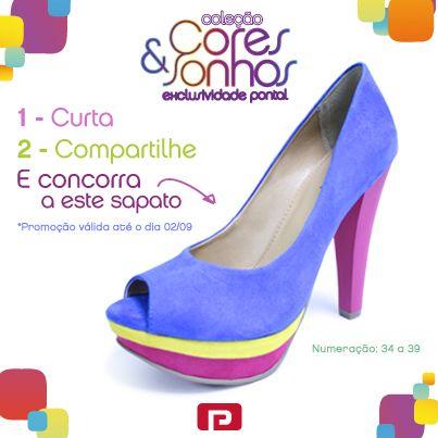 Concorra a esse sapato! http://on.fb.me/NLfa9r